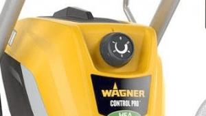 regulador wagner control pro 250 m